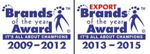 Zahabiya Chemicals Brand of the year awards